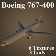 B764 3d model