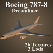 B788 3d model