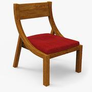 Arc Chair 3d model
