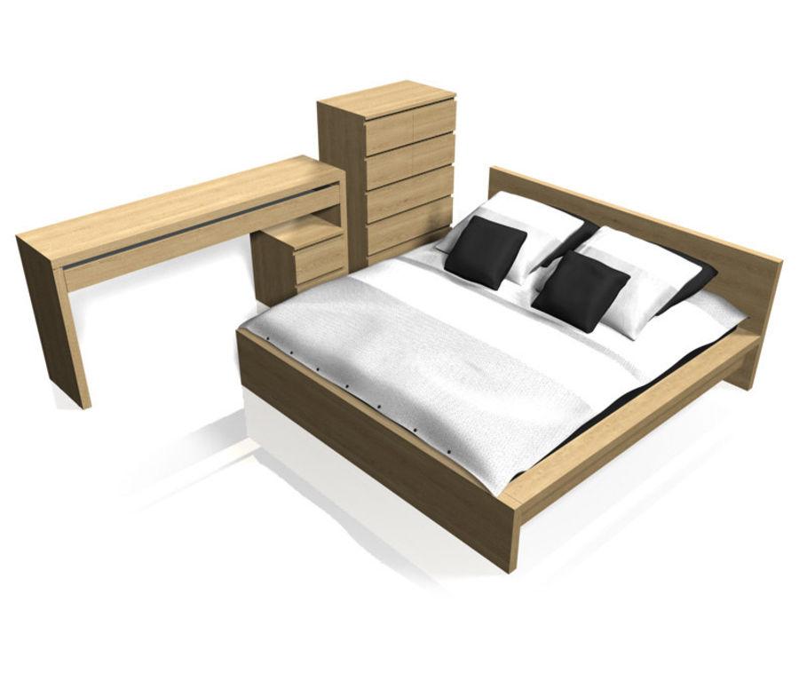 Ikea Malm Bedroom Furniture Set 3d, Ikea Bedroom Furniture Images