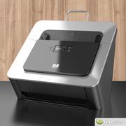 HP Scanjet-scanner 3d model