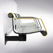 Centro TFL Underground Bench 3d model