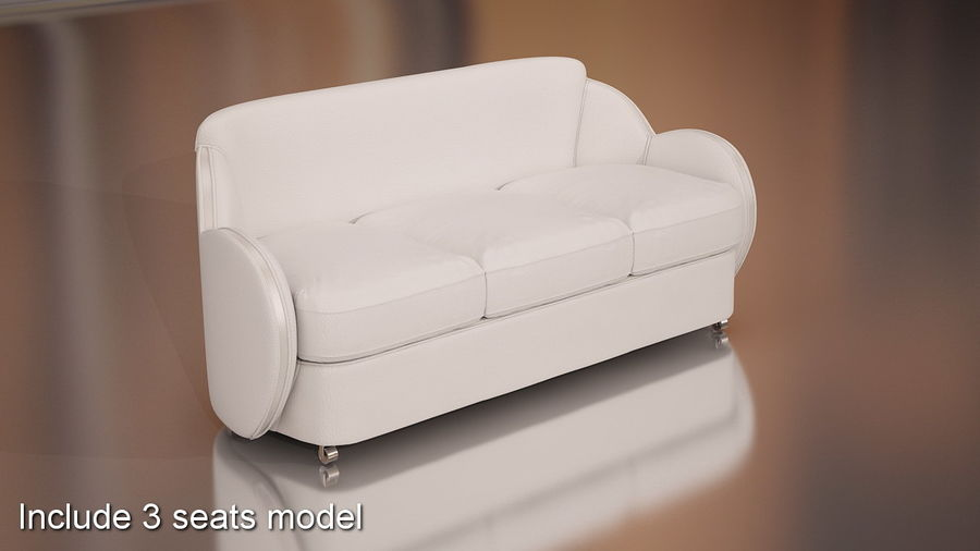 Nuage royalty-free 3d model - Preview no. 14