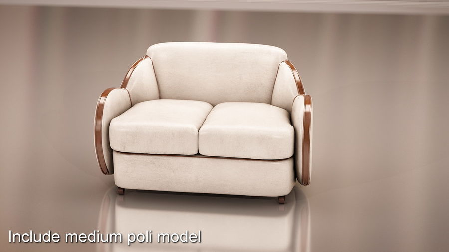 Nuage royalty-free 3d model - Preview no. 9