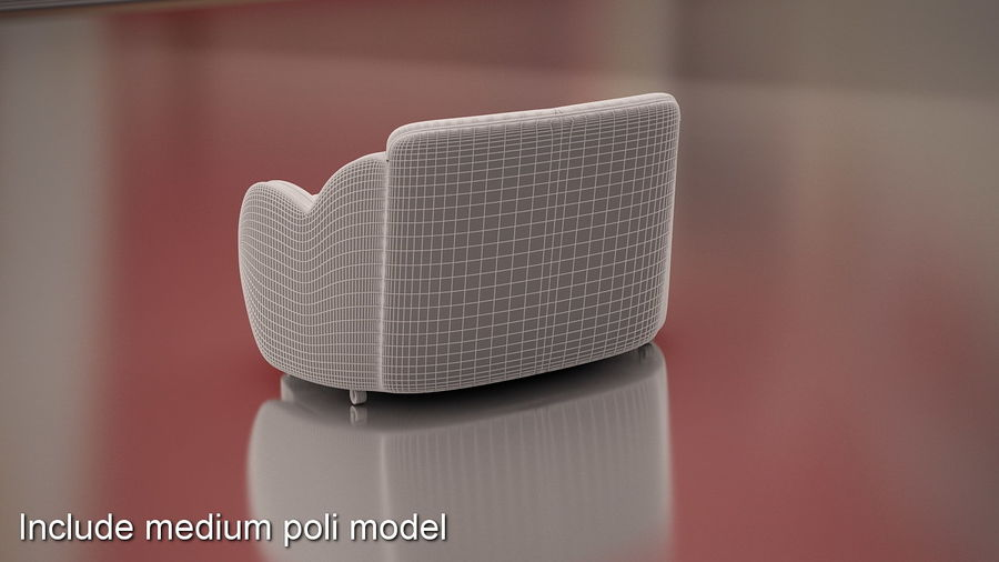 Nuage royalty-free 3d model - Preview no. 13