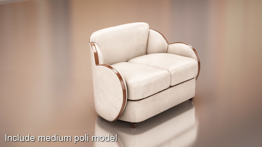 Nuage royalty-free 3d model - Preview no. 10