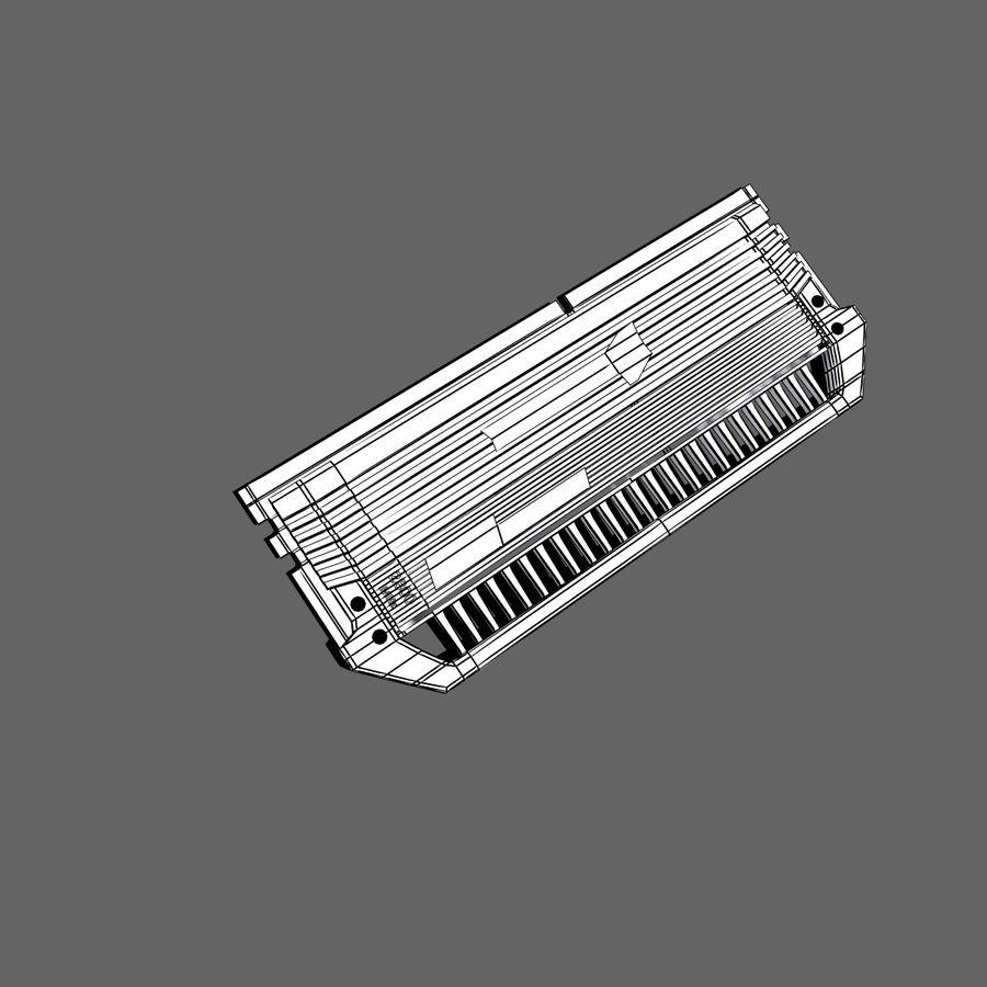RAM Corsair royalty-free 3d model - Preview no. 13