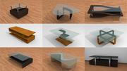 10 Tafelpakket 3d model
