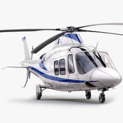 Agusta Westland 109 Grand modelo 3d