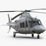 Agusta Westland 109 Grand 3d model