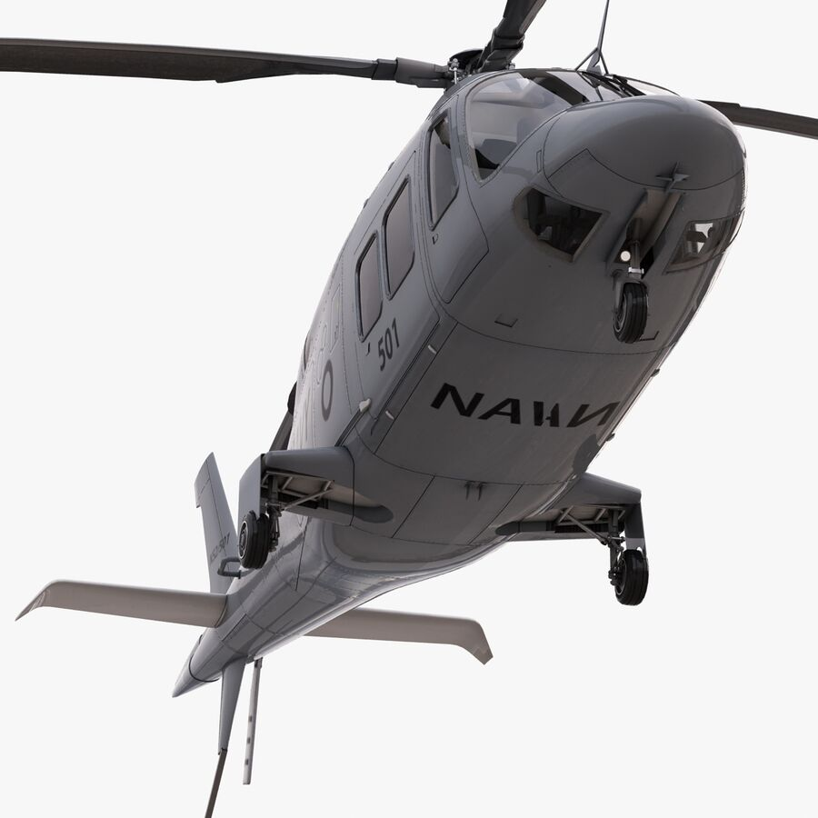 Agusta Westland 109 Grand royalty-free 3d model - Preview no. 11