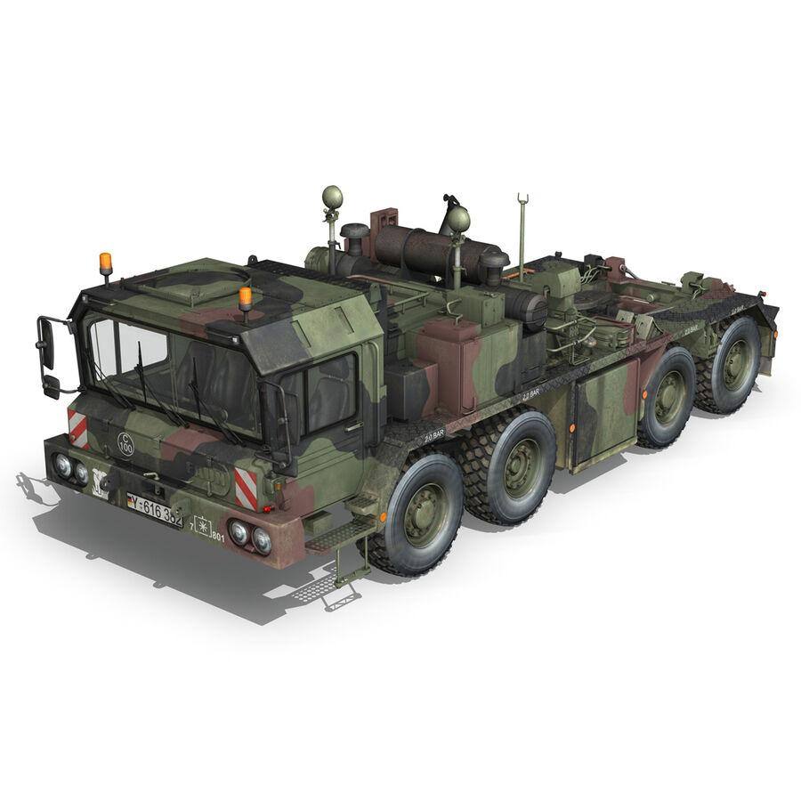 танковый транспортер фаун