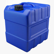 Water Jerrycan 3d model
