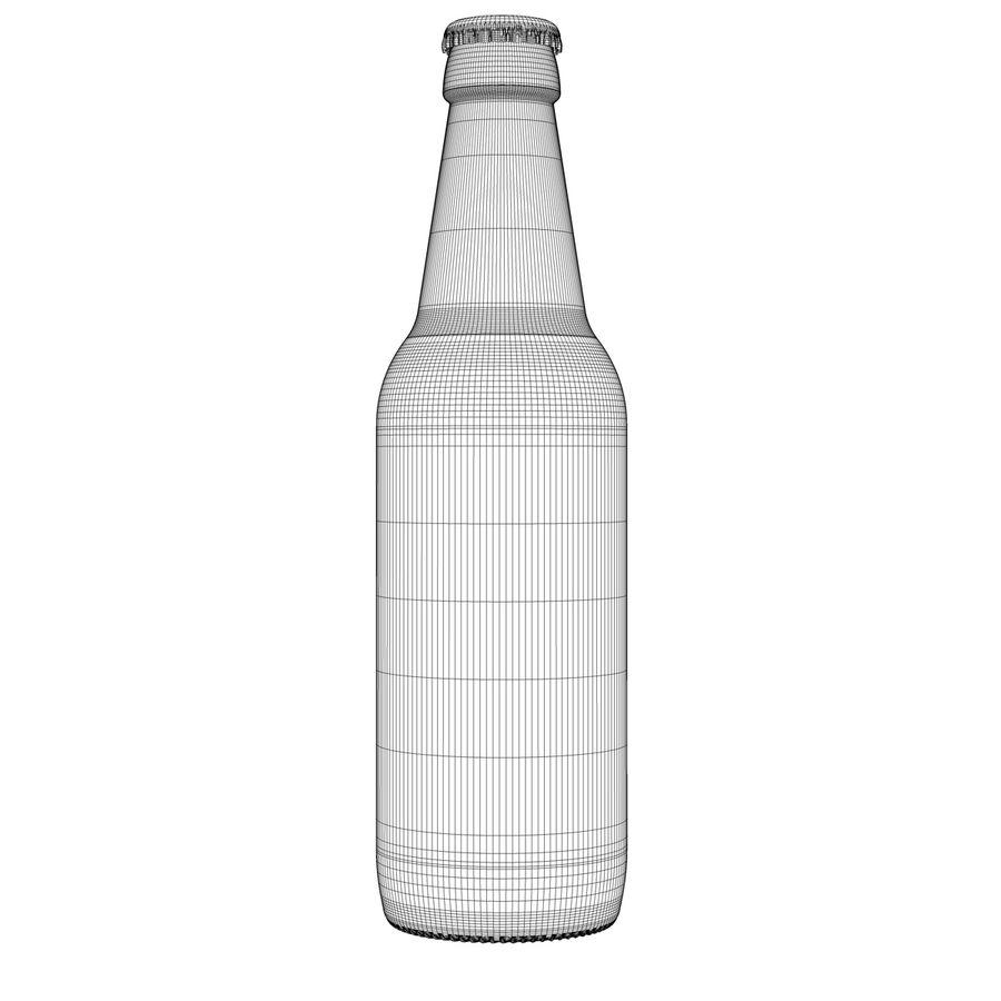 Heineken Bottle royalty-free 3d model - Preview no. 12