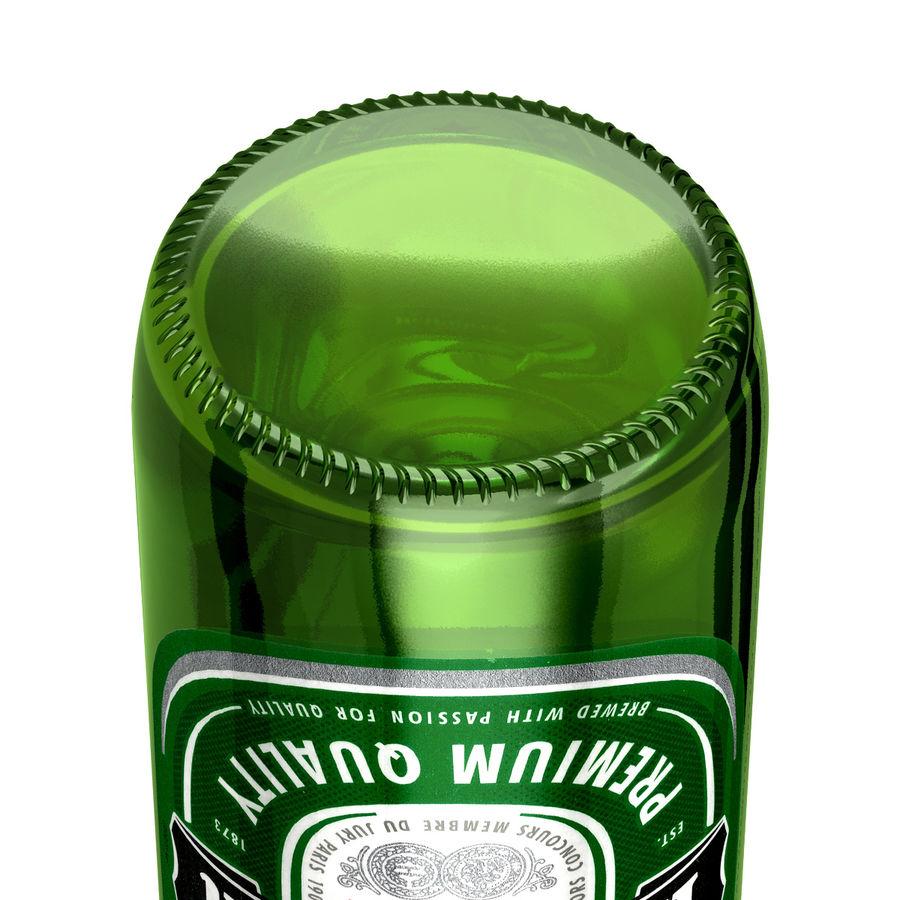 Heineken Bottle royalty-free 3d model - Preview no. 11