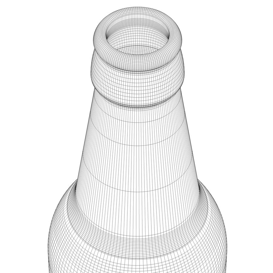 Heineken Bottle royalty-free 3d model - Preview no. 14