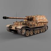 Ferdinand 3d model