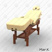 cama de massagem Archer3 3d model