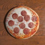 Pepperoni Pizza 3d model