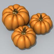 Citrouille 3d model