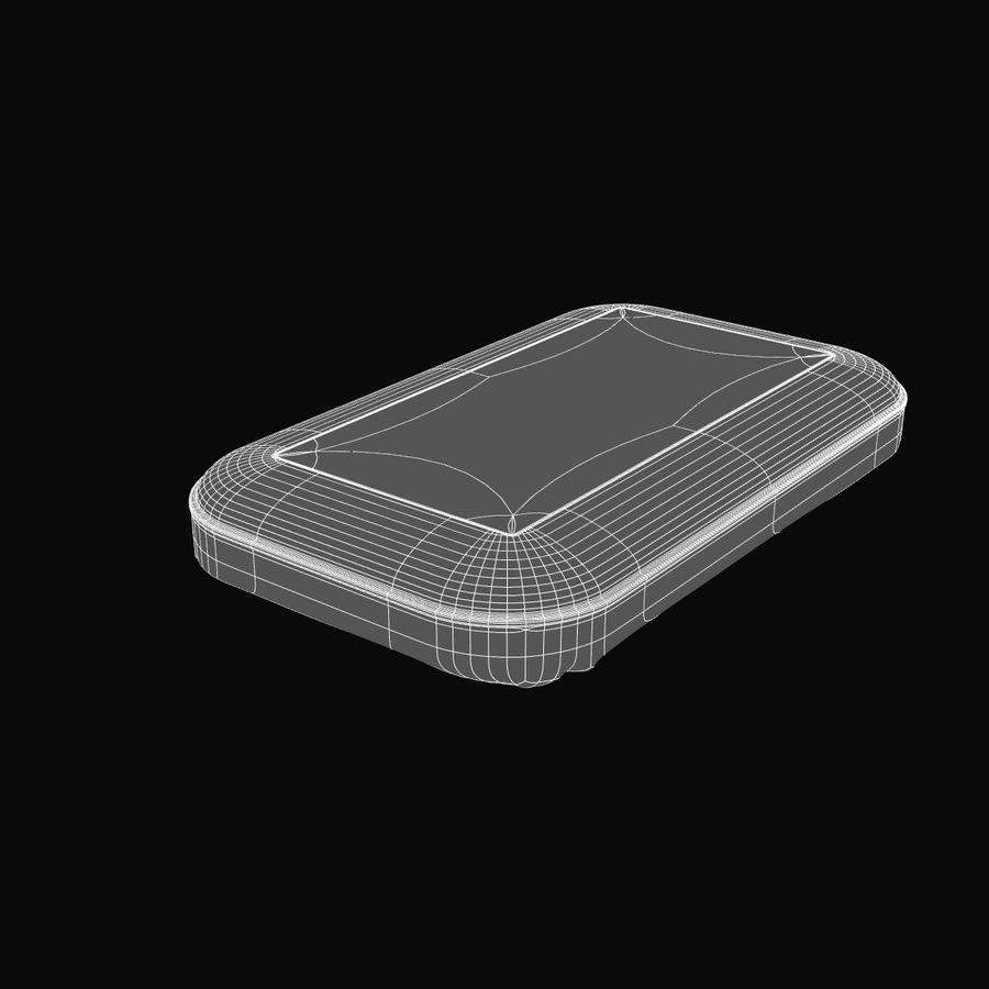フラットパネルアンテナ(空中) royalty-free 3d model - Preview no. 3