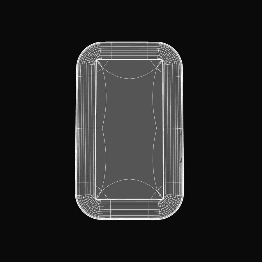 フラットパネルアンテナ(空中) royalty-free 3d model - Preview no. 5