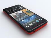 HTC Butterfly S. 3d model