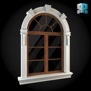 Окно 022 3d model