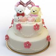 Cake_045 3d model