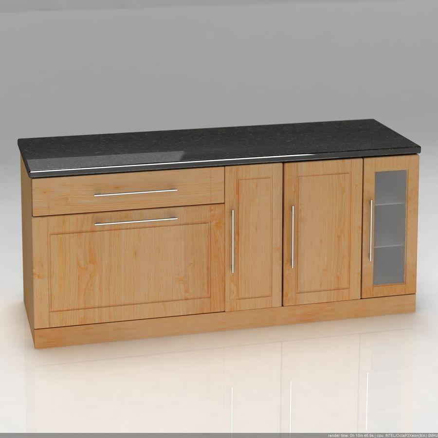 Porte da cucina modellate Modello 3D $30 - .max - Free3D