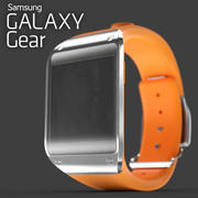 Samsung Galaxy Gear + NURBS 3d model