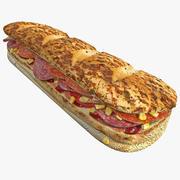 BMT Sandwich 3d model