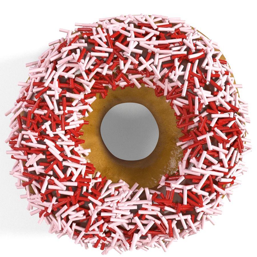 Tatlı çörek royalty-free 3d model - Preview no. 8