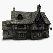 Tavern 2 3d model