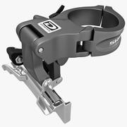 Bicycle Front Shifter Derailleurs 3d model
