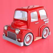 Cartoon Truck / Car 3d model