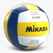 Volleyball 2 3d model