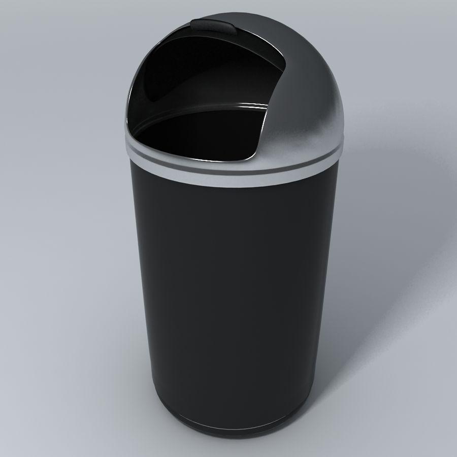 Kitchen Bin royalty-free 3d model - Preview no. 2