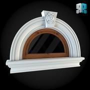 Fenster 082 3d model