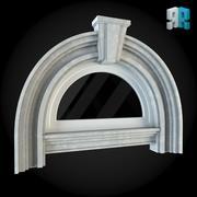 Fenster 083 3d model
