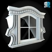 Fenêtre 091 3d model