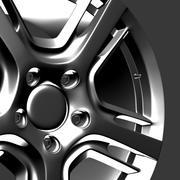 Porsche Panamera Alloy Wheel 3d model