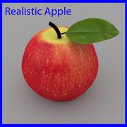 Äpple 3d model