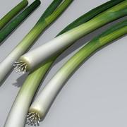 Spring Onion 3d model