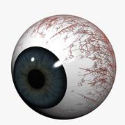 глаз 3d model