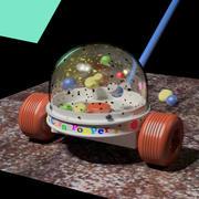 Popper Toy itin 3d model