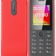 Nokia 107 Dual Sim 3d model