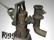 Gut pumpen 3d model