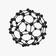 Bucky Ball (Molecule) 3d model