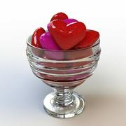 Kärlekens kopp 3d model